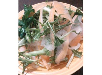 お野菜セットで簡単サラダ
