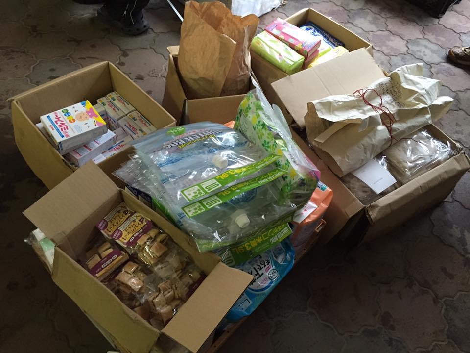 支援物資(4月25日到着分)_20160426