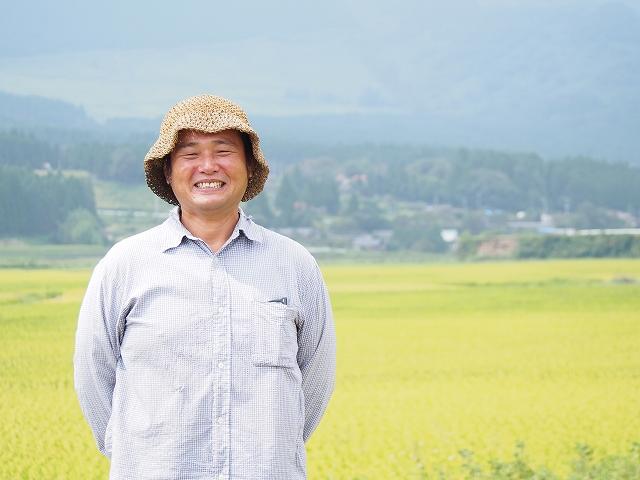 自然栽培農家さんの紹介
