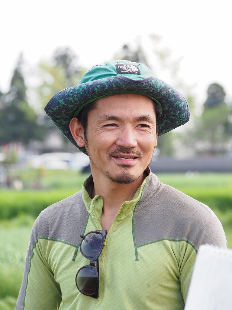上野さん自然栽培安納芋