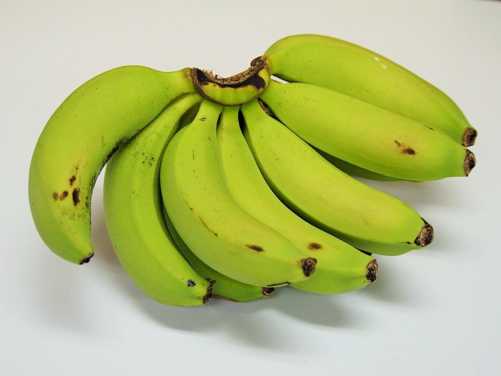 無農薬・無肥料の国産オーガニックバナナ