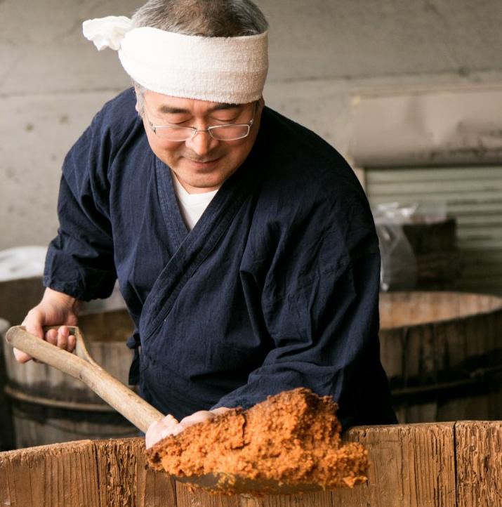 九州の匠 ピュアリィオリジナル自然栽培天然菌発酵米味噌