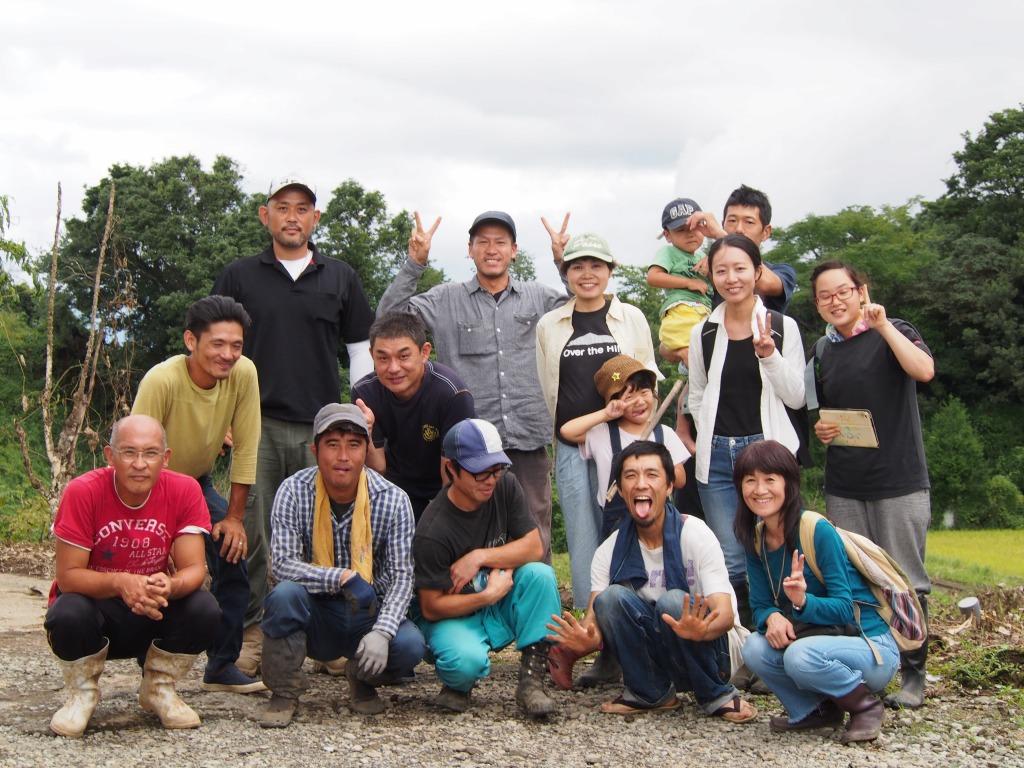 九州宮崎県川越さんの自然栽培新生姜・自然栽培生姜