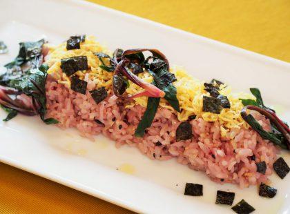 ひな祭りにおススメ!!万能酢を使った簡単雑穀ちらし寿司