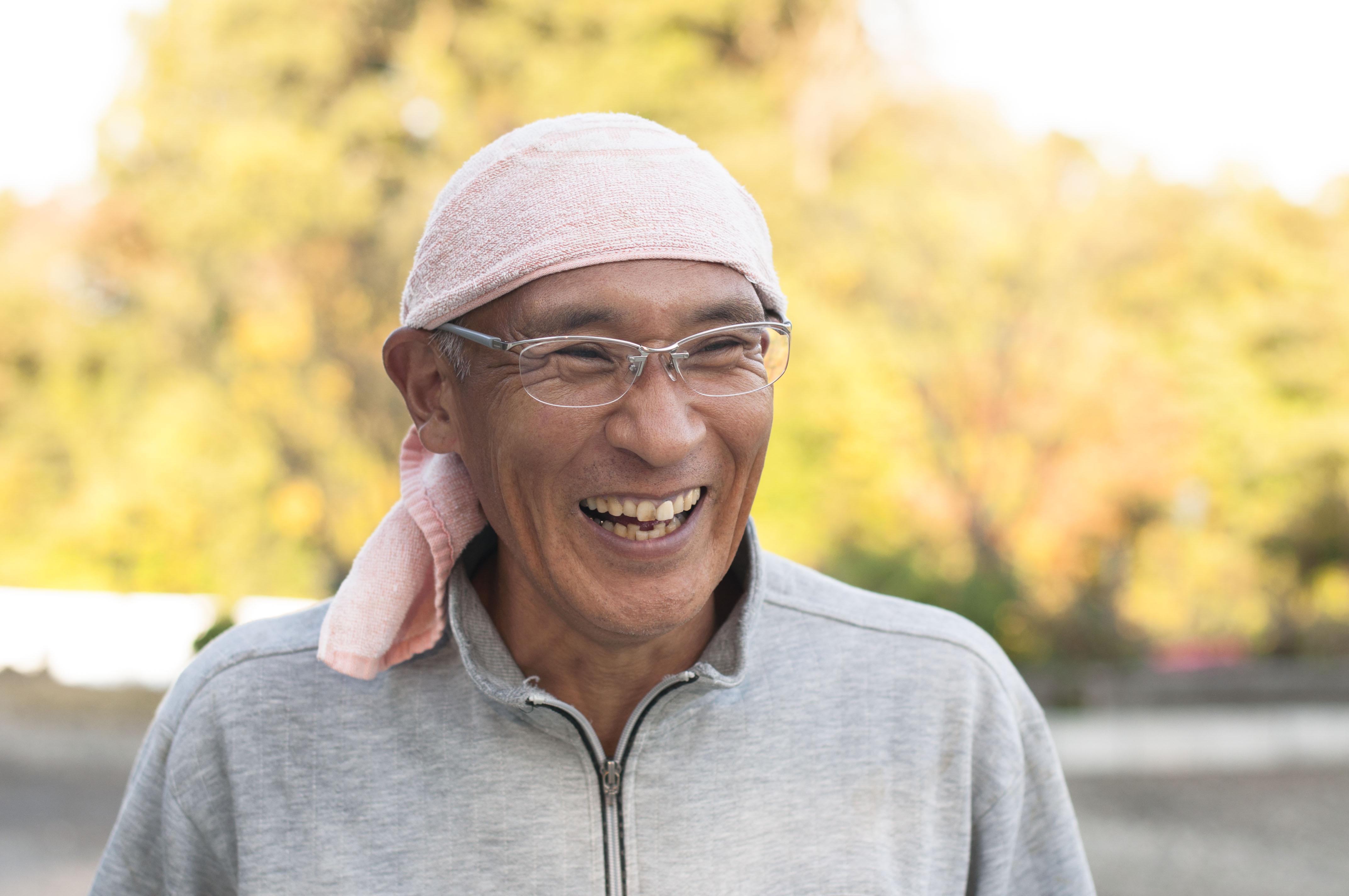 川越俊作さん(宮崎)