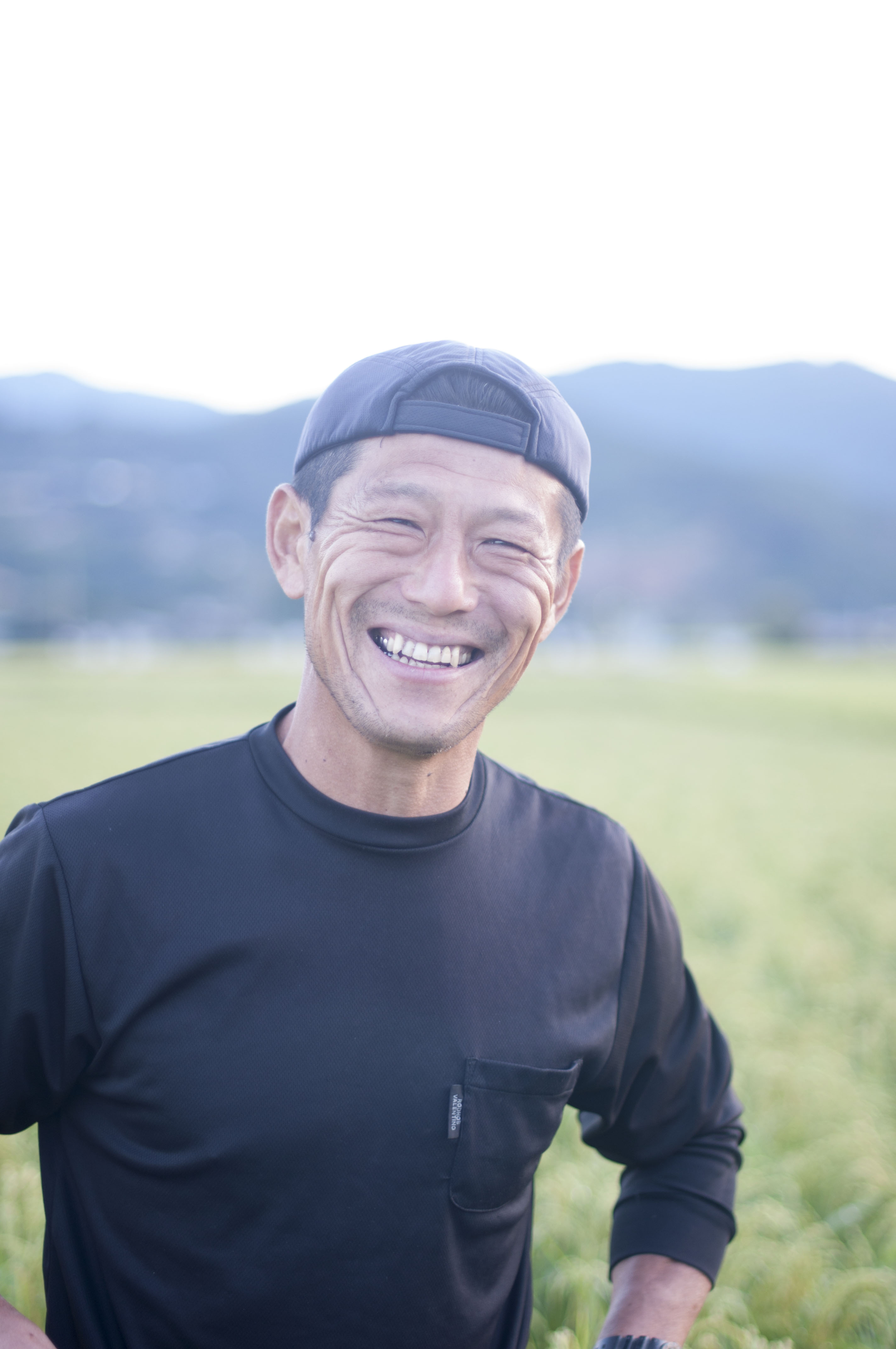 松本さん自然栽培ササニシキ米